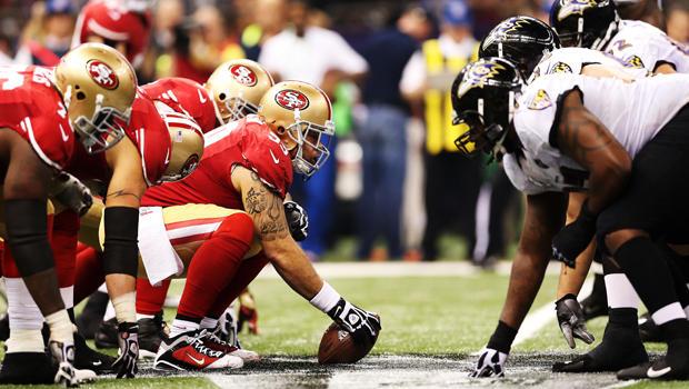 Super Bowl 2013, San Francisco 49ers, Baltimore Ravens