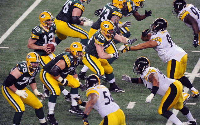 Super Bowl 2011, Green Bay Packers, Pittsburgh Steelers