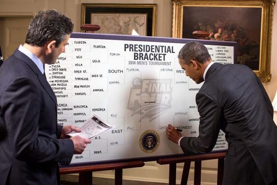 Source: Pete Souza / White House
