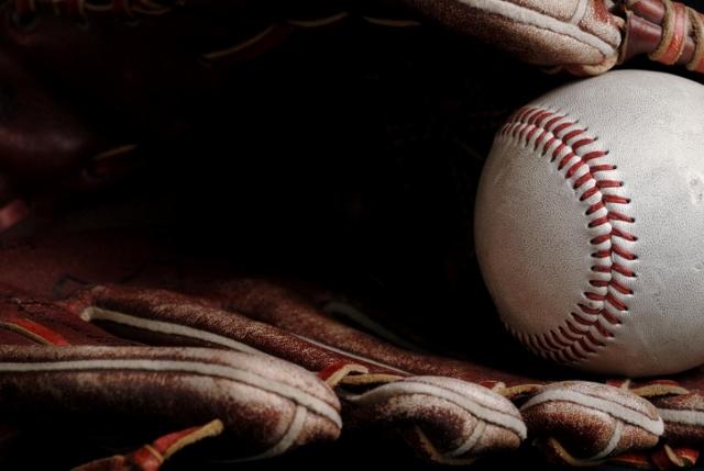 Baseball mitt catcher glove