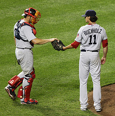 Boston Red Sox at Baltimore Orioles April 26,  2011