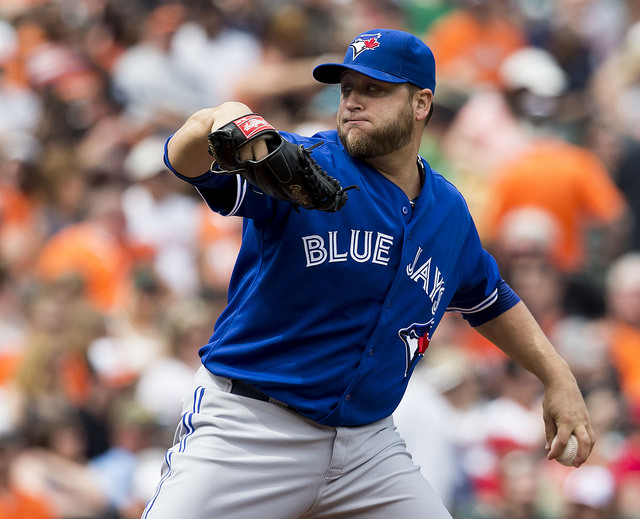 Mark Buehrle via Keith Allison Flickr
