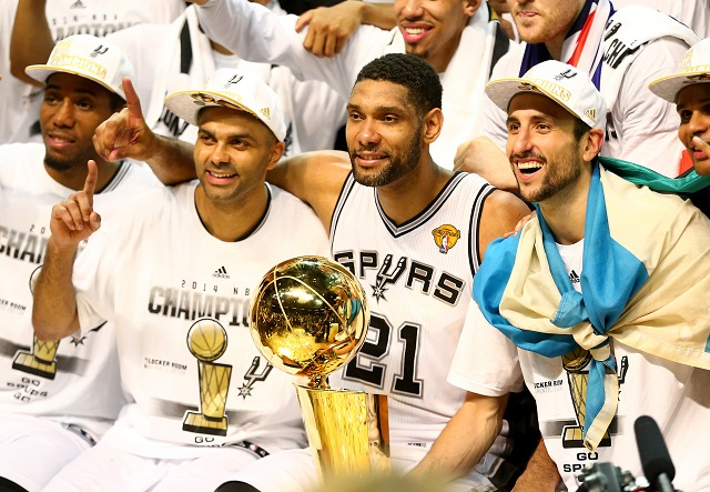 NBA: Remembering the 1996-97 Spurs and How They Built a Dynasty