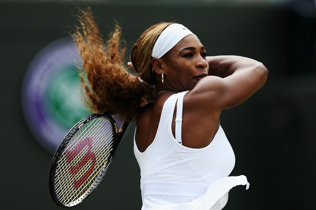Serena Williams has her own superstitions | Steve Bardens/Getty Images