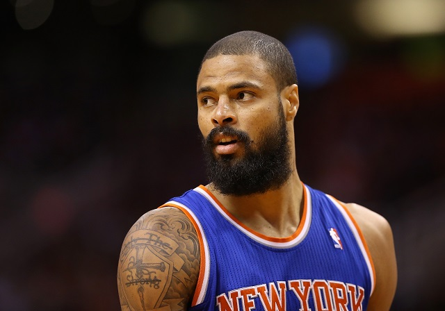 Tyson Chandler was really an NBA All-Star? | Christian Peterson/Getty Images