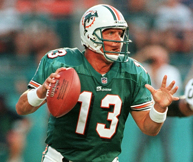 Dan Marino is one of the all-time greats