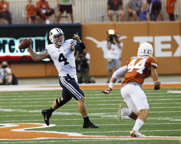 BYU Cougars v Texas Longhorns