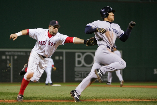 ALCS: Yankees v Red Sox Game 4