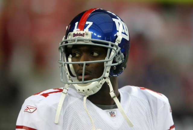 Plaxico Burress Giants
