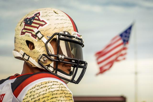 The 10 Coolest Helmet Designs in College Football
