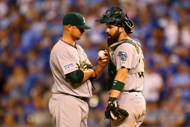 Wild Card Game - Oakland Athletics v Kansas City Royals