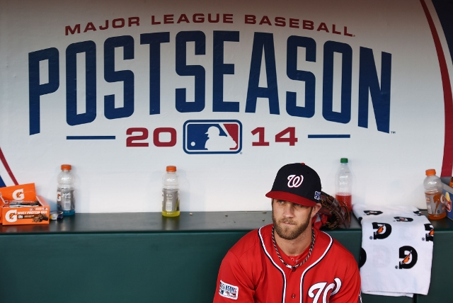 Division Series - Washington Nationals v San Francisco Giants - Game Four