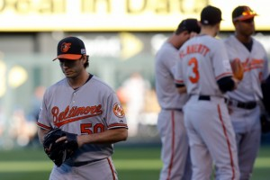 MLB: Was Orioles' Rotation the Weak Link in the ALCS?