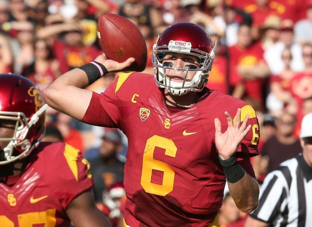 2016 NFL Draft: Best Mid-to-Late Round Quarterback Options - Cody Kessler