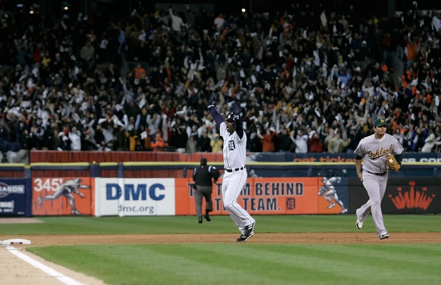 ALCS Game 4: Oakland A's v Detroit Tigers