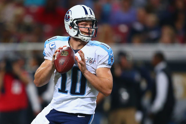 Jake Locker became one of the NFL players who left the league way too soon.