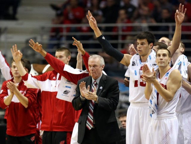Bo Ryan and the Wisconsin Badgers