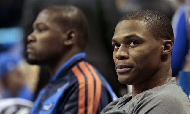 Kevin Durant Better Than Russell Westbrook