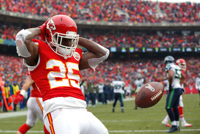 NFL: Top Offensive Weapons in the AFC West