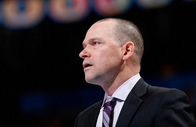Denver Nuggets head coach Mike Malone analyze his team