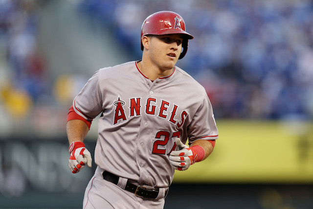 Mike Trout is on pace to end up in the Hall of Fame