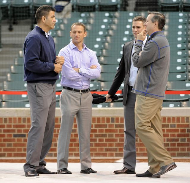 Why Theo Epstein Might Not Return to the Chicago Cubs