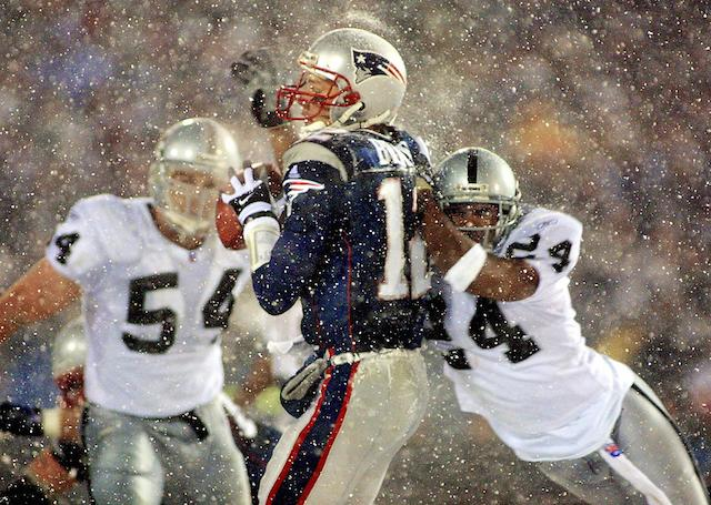 NFL: 5 Greatest New England Patriots of All Time – Including Tom Brady