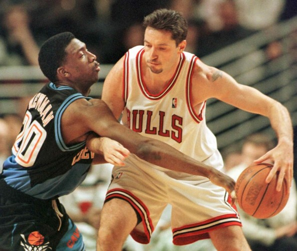 Toni Kukoc didn't have a problem playing on a full stomach | Getty Images