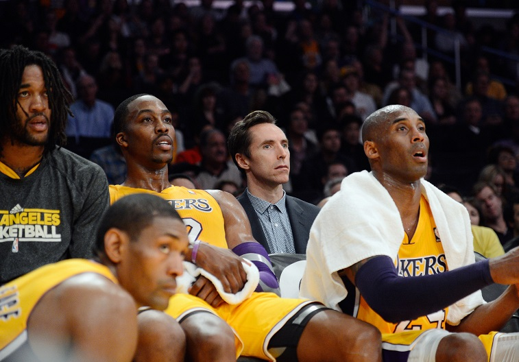 The Los Angeles Lakers consider their NBA careers.