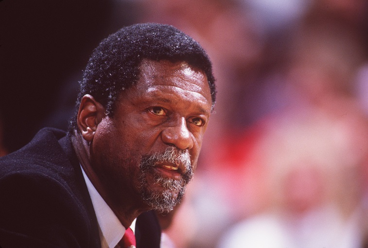 Bill Russell returned to coach the Kings in the late '80s.