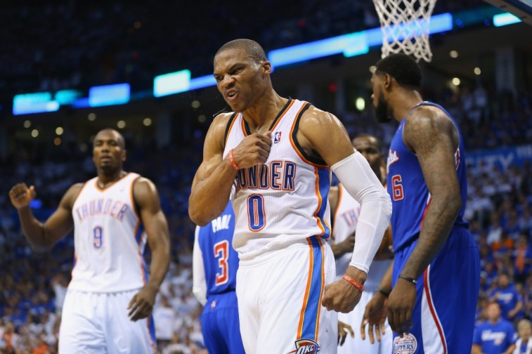 The Thunder Should Build Around Westbrook if Durant Leaves