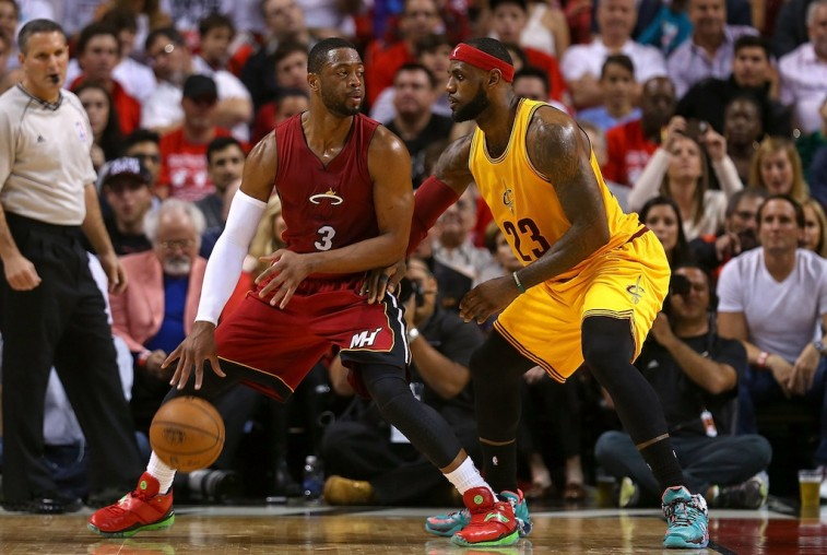 4 NBA Players Lebron James Needs to Watch Out For