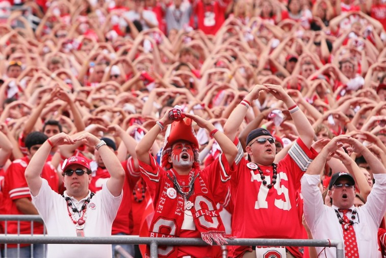 Ohio State fans