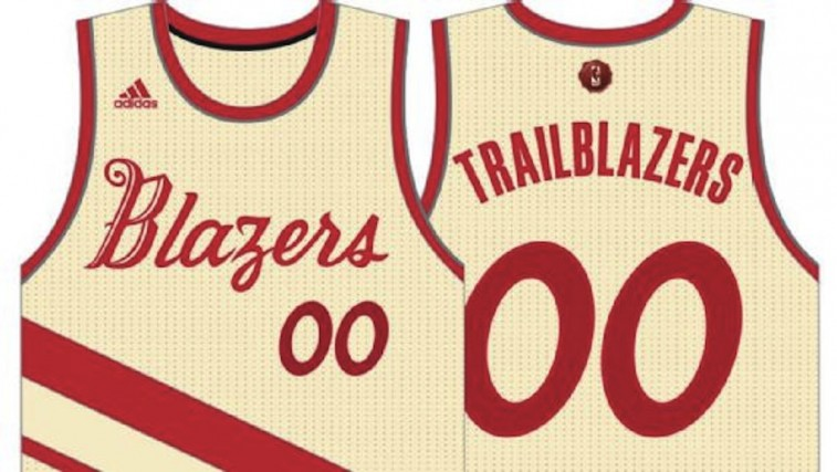 best service c143d 2d566 The 5 NBA Teams With Perfect Christmas Day Jerseys