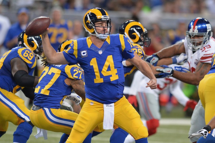 low priced b734d babb0 NFL: 7 Ugly Alternate Uniforms that Players Have to Wear