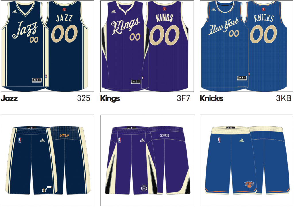 a979107f38b The 5 NBA Teams With Perfect Christmas Day Jerseys