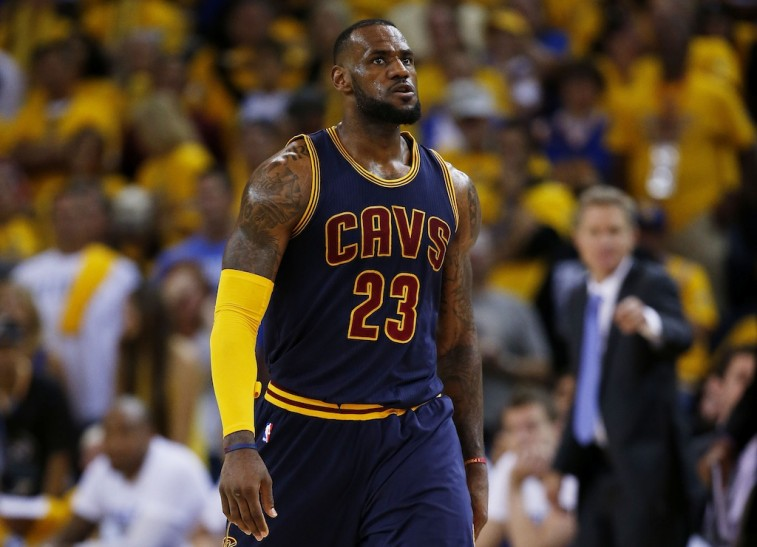 50ae1e1ec0b9 Ranking LeBron James  NBA Finals Appearances