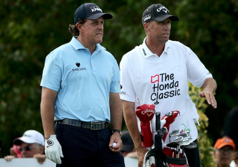 The 5 Highest-Paid Caddies on the Planet