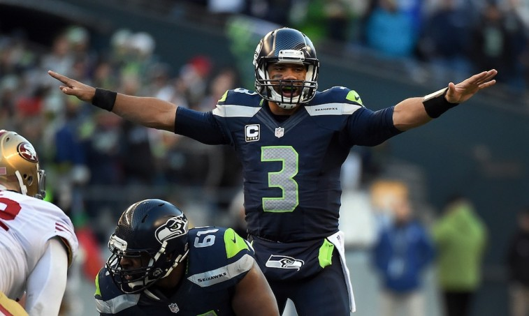 Russell Wilson readies offense against the 49ers