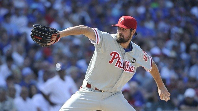 Cole Hamels threw his no-hitter, despite anyone who may have said it out loud | Getty Images