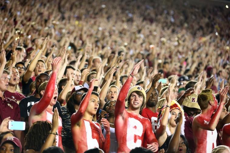Florida State Seminoles football fans