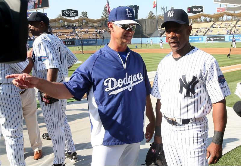 Mattingly and Henderson, Stephen Dunn/Getty Images