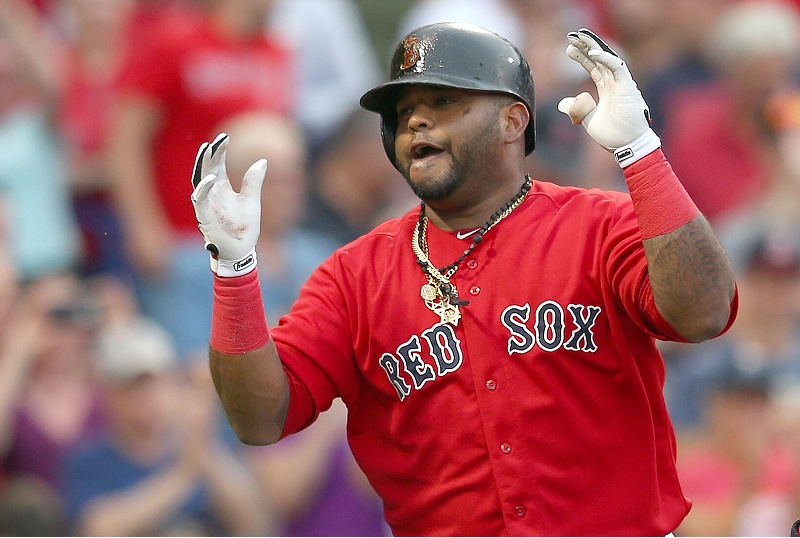MLB: Should the Red Sox Worry About Pablo Sandoval?