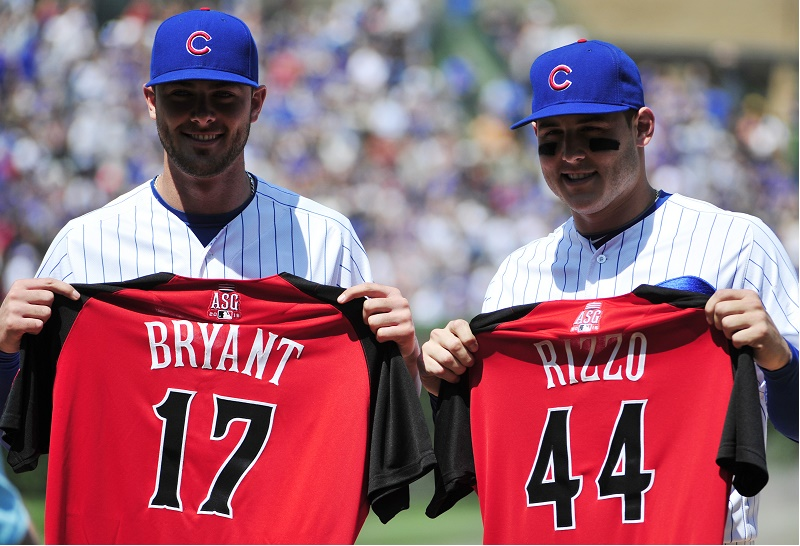 new concept 84f5e bb1d9 10 MLB Players With the Best-Selling Jerseys in 2015
