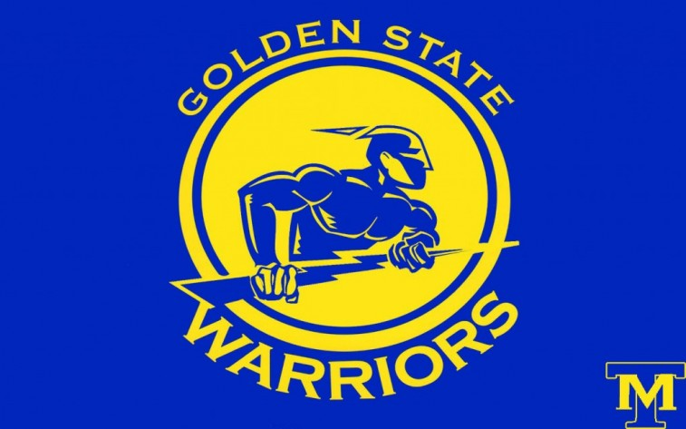 Golden State Warriors mashup logo