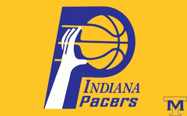 Indiana Pacers mashup logo