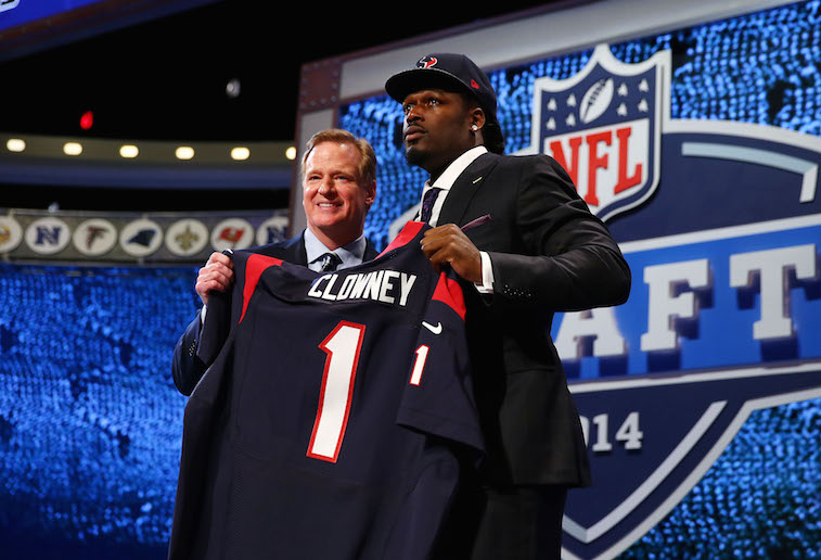 NFL: Who Has Been the Best No. 1 Overall Pick in the Last ...