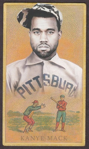 Rapper Baseball Cards Would You Collect Them