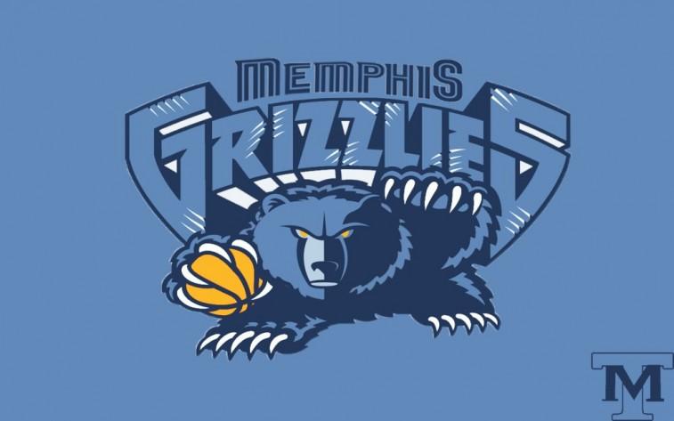 Memphis Grizzlies mashup logo