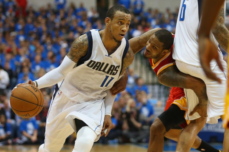 Monta Ellis in 2015 Playoffs